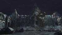2x06 palais des Géants ruines