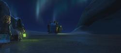 La Reine des Neiges (Disney) Kristoff Sven briseurs cœur de glace aurore boréale