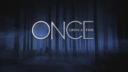Once Upon a Time logo titlecard générique épisode 2x07