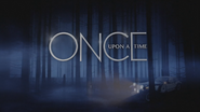 Once Upon a Time logo titlecard générique épisode 4x12