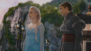 4x01 Elsa Reine des Neiges Kristoff quai Arendelle