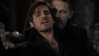 Killian Jones Crochet assassiné Prince David 4x22