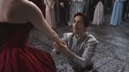 2x16 Princesse Cora Prince Henry Sr demande main en mariage fiançailles