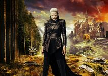 Once Upon a Time - Season 5 - Dark Swan - Camelot Poster