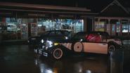 4x14 voiture enchantée DEV IL portières ouvertes
