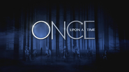 Once Upon a Time logo titlecard générique épisode 2x08