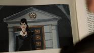 Reine Regina Caveau 1x07 livre
