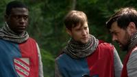 5x01 Lancelot Perceval Arthur Excalibur partie manquante
