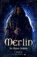 Once Upon a Time season 5 Merlin The Ultimate Enchanter poster