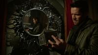 6x12 Robin de Locksley Uchronie ouverture boîte double jeu miroir caveau Mills