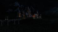 7x01 château du Prince nuit soirée bal