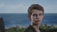 3x05 Peter Pan prix source vue plage Pays Imaginaire jour