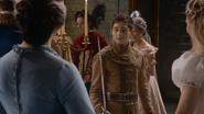 6x10 Reine Blanche-Neige Prince Henry Princesse Emma Sir Henry présentation chevalier épée anniversaire Emma