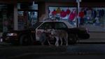 Shot 1x07 Graham Wolf Polizeiwagen