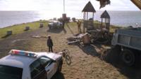 1x11 Henry Regina château en bois démoli
