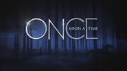 Once Upon a Time logo titlecard générique épisode 1x02