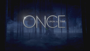 Once Upon a Time logo titlecard générique épisode 3x13
