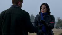 Regina Robin rencontre flèche 3x15
