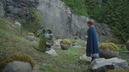 4x07 Grand Pabbie Gerda vallée des Trolls de pierre