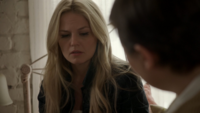 3x19 Emma Swan Mary Margaret Blanchard discussion retour New York