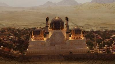 6x05 palais du Sultan d'Agrabah