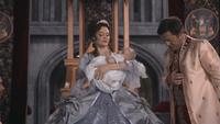 2x16 Princesse Cora bébé Reine Regina Roi Xavier inclination