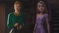 Disney Lady Madame de Trémaine Cendrillon 2015 Raiponce 2010