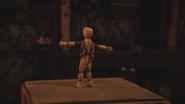 5x12 poupée de paille Peter Pan