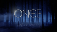 Once Upon a Time logo titlecard générique épisode 6x20