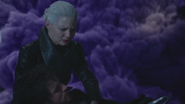 5x10 Emma Dark Swan Ténébreux Ténébreuse Cygne Noir Killian Jones Capitaine Crochet Sort noir Malédiction nuage violet