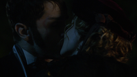 6x04 baiser embrassade Mr Hyde Mary angleterre victorienne nuit