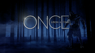Once Upon a Time logo titlecard générique épisode 6x13