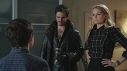 3x12 Henry Mills Killian Jones Capitaine Crochet Emma Swan
