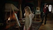 7x13 Tour de Gothel Alice tableau Crochet