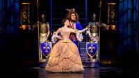 La Belle et la Bête comédie musicale Mogador Histoire Éternelle
