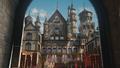 5x04 Camelot château Royaume reformé