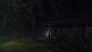 1x19 forêt de Storybrooke cabane de M. Gold August Booth