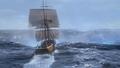 2x22 Jolly Roger plongeon portail haricot magique Pays Imaginaire final