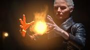 Emma usa el Fuego de Prometeo
