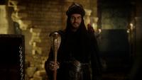 6x05 Jafar canne serpent Iago oiseau rouge apparition caverne aux merveilles