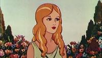La Déesse du Printemps The Goddess of Spring (Disney) 1934 Perséphone