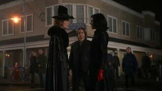 Regina vs. Zelena - Once Upon A Time