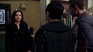 2x13 Regina Mills Mary Margaret David Nolan Loft Blanchard nouvelle