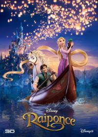 Raiponce (Disney) 2010 affiche poster lanternes Je Veux Y Croire