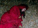 Red Riding Hoods Umhang