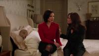 2x14 Regina Mills Cora chambre maison Mills