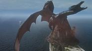 4x22 garde Lily Page dragon toit tour prison