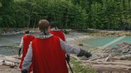 5x01 Roi Arthur Perceval Lancelot épée lac