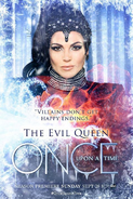 Once Upon a Time season 4 Regina poster