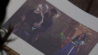 7x09 Once Upon A Time Jeune Ella Marcus Raiponce Trémaine illustration